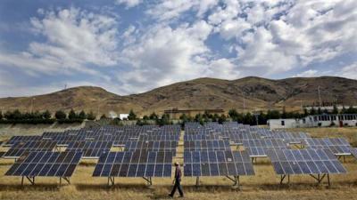 Índia, Coreia do plano 10.000.000.000 $ parque de energia no Irã.