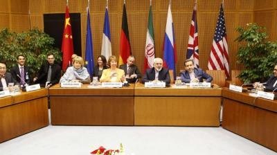 Irã, três países europeus manter conversações nucleares em Viena
