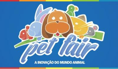 5ª Pet Fair - Feira de Inovação do Mundo Animal