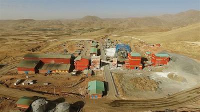 A maior mina de ouro do Irã supera estimativas de produção