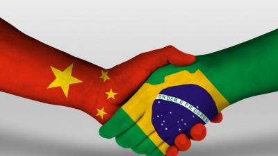 China buys 25% of all Brazilian exports