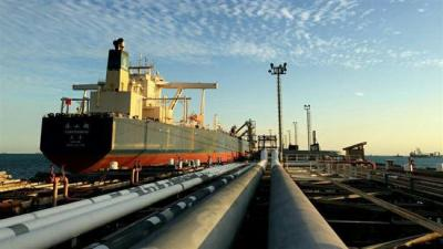 Iran triples loading capacity at key oil terminal