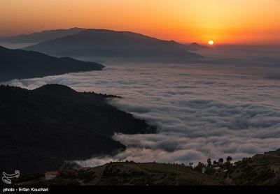 Filband - Irã, uma aldeia acima das nuvens