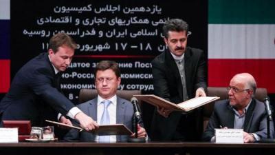 Irã, Rússia, aliança em novo nível