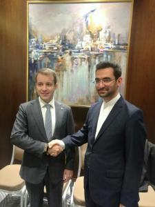 Irã está pronto para criar joint venture em TI com a Rússia