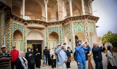 6m tourists visit Iran in 9 months