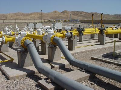 Será fornecido gás a 900 mil assinantes no Irã até março de 2018