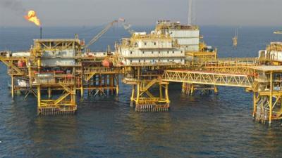 Irã para produzir óleo de South Pars campo