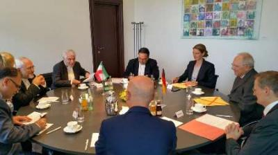 Irã e a Alemanha ampliam a cooperação bancária