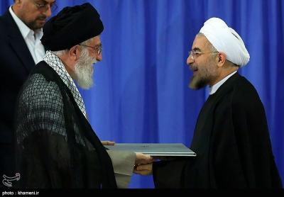 Leader to Endorse Rouhani's Presidency on Thursday