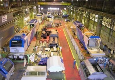 Irã e França assinam acordo para cooperar na fabricação de vagões de metrô