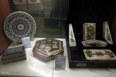 Special-processed handicrafts to make debut in Tehran