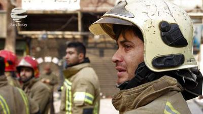 Note of regret of the Brazilian Civil Firefighters National Council to relatives and friends of the firefighters victims by the fire of building Plasco