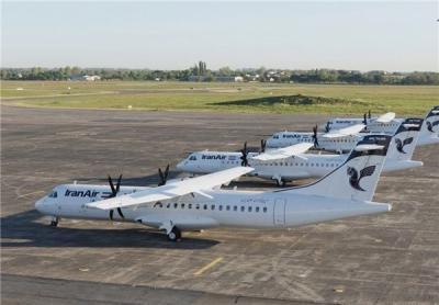 Irã Air receberá 2 aviões ATR até o final de setembro.