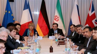 Iran, P5+1 wrap up deputy-level nuclear talks in Montreux