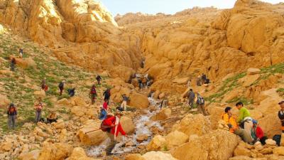 Venha conosco ao Irã - 33 - Província de Chahar Mahal-Bakhtiary - Zard-Kuh