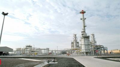 OMV desenvolverá o campo petrolífero de Band Karkheh em breve