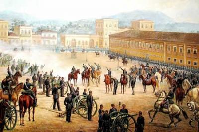 Proclamação da República Brasileira  - 15 de novembro de 1889