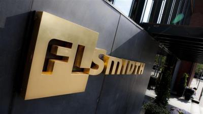 FLSmidth em parceria com o Irã empresa.