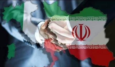 Official: Iran, Italy Agree to Expand Energy Cooperation