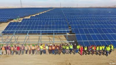 Germany going big on renewable energy co-op with Iran