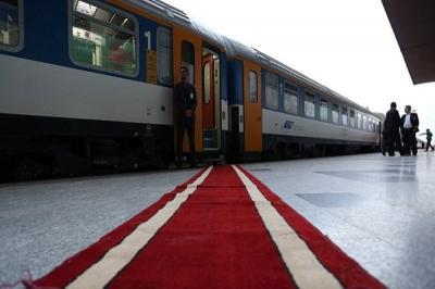 Germany to host Iranian trains by 2019
