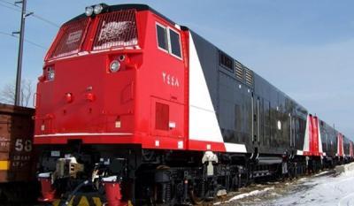China concorda em despachar 2 trens de frete para o Irã todos os meses