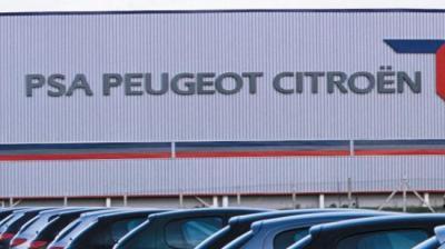 Peugeot holding 'intense' talks to return to Iran