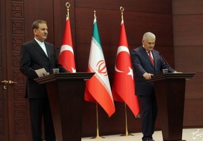 Fronteiras comuns do Irã e da Turquia funcionam 24 horas por dia