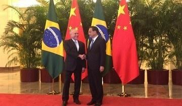 Chinese authorities reinforce importance of cooperation with Brazil