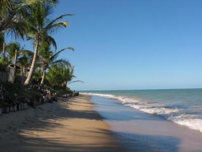 Tourism in Brazil - 27 - Arraial D'Ajuda - BA