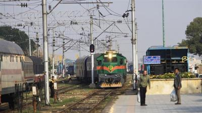 Russia eyeing new Iran rail electrification project