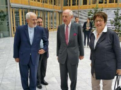 O Irã pode ser parceiro comercial para a Alemanha