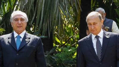 Relação comercial entre Brasil e Rússia movimenta US$ 4,3 bi ao ano