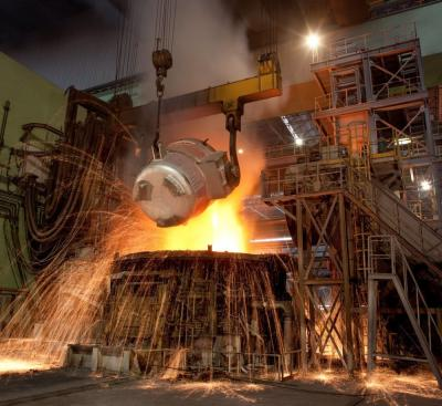 Iran's crude steel output grows 15.7% in 8 months: WSA