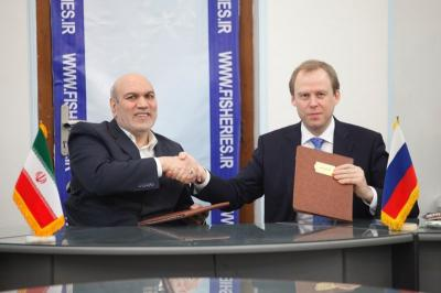 Iran, Russia ink MOU on fishery co-op
