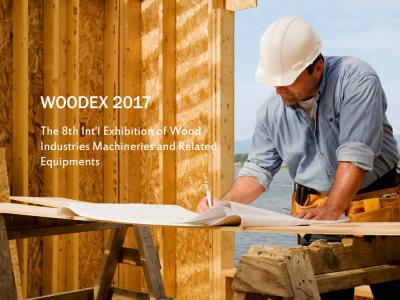 8th International Exhibition of Wood Industries Machineries and Related Equipments (Woodex 2017)