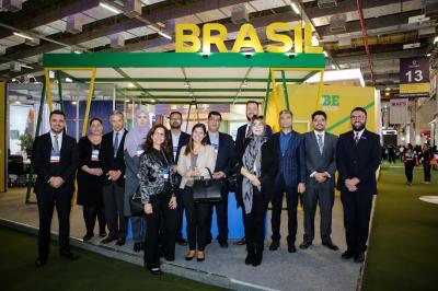 Feira Hospitalar 22 de maio de 2018  – Projeto APEX – Doing Business with Brazil