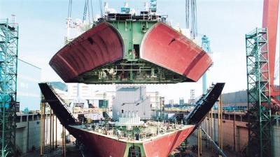 Irã e Coréia do Sul lançam Sociedade Conjunta para a construção naval