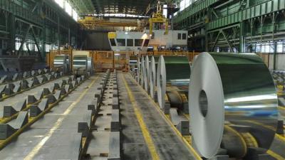 A produção de aço Irã sobe cerca de 10% no 1º trimestre de 2015