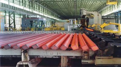 Mobrakeh Companhia  e Aço no Irã exporta mais de 1,7 milhões de toneladas de produtos