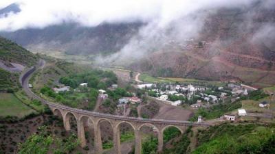 Irã planeja rede ferroviária maciça