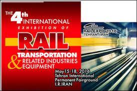 Conferência e Exposição Internacional de Transporte Ferroviário do Irá abre