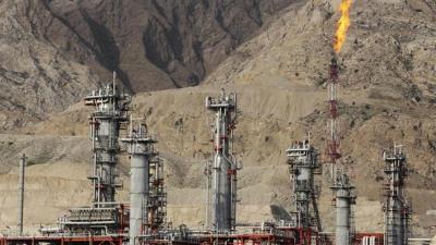 Produção de gás natural do Irã para bater um bilhão de metros cúbicos por dia em 2020