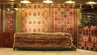 As exportações de tapetes do Irã para os EUA estão aproximadamente em US $ 50 milhões