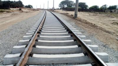 Qazvin-Rasht railway operational by August 2017