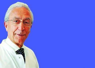 Professor Majid Samii mundo chamado neurocirurgião topo