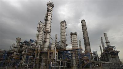 Produtos químicos de petróleo do Irã para bater 180mn toneladas