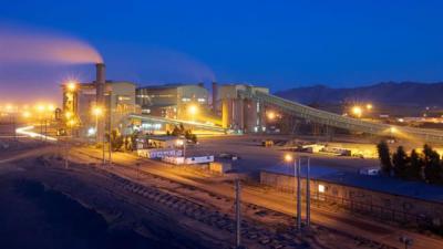 KIOCL da Índia planeja importação de minério de ferro do Irã.