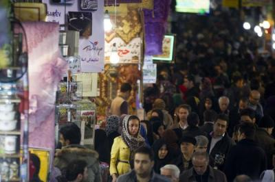 Iran touts strong economic growth